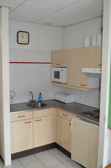 Appartement type e boersma 39 s appartementen - Keuken uitgerust voor klein gebied ...