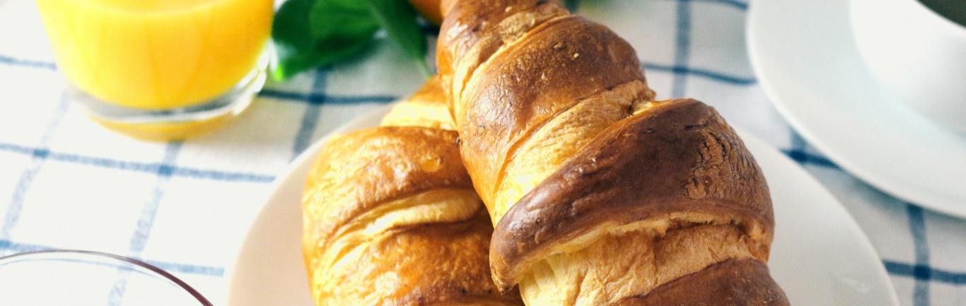 Nieuw ontbijtservice!